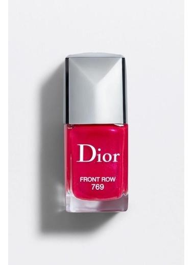 Dior 3348901208048 Vernis Nail Lacquer 769 Front Row Doğaliçerikli Oje Renksiz